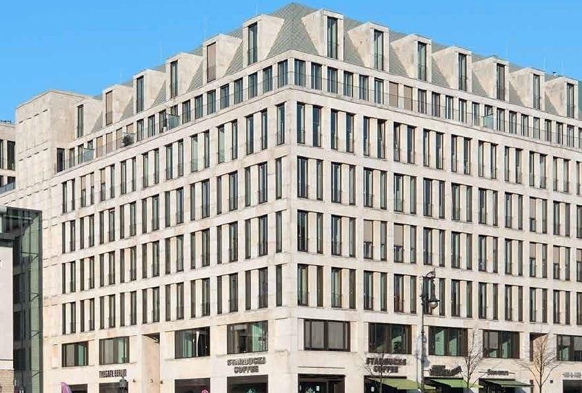 Investments: Pariser Platz 4a